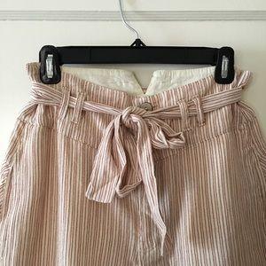 Pants - NWOT Paperbag Pants